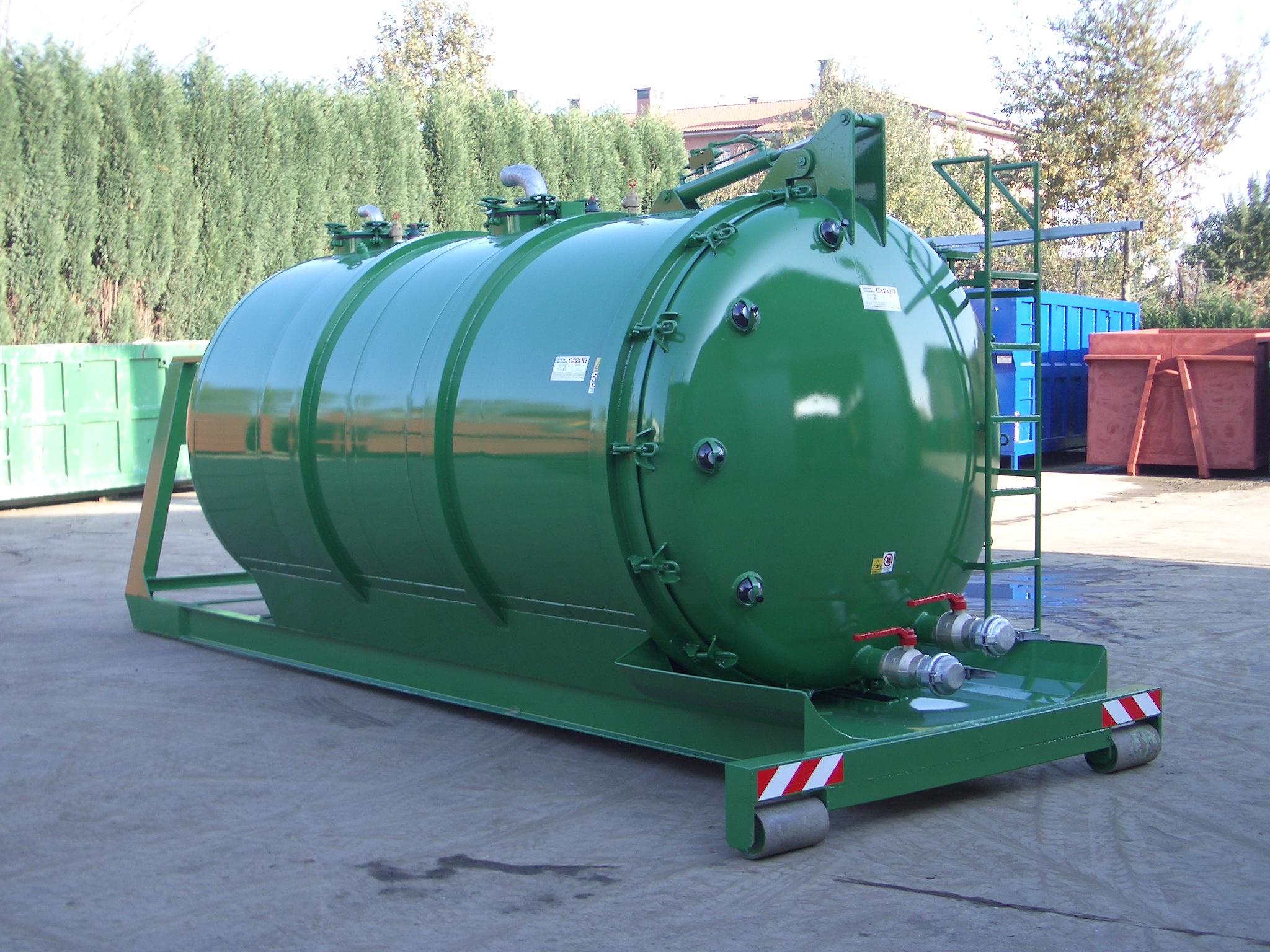 Cisterna Scarrabile